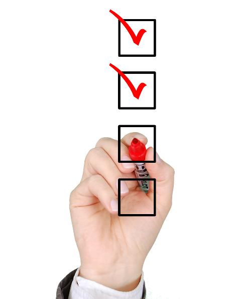 Chek-list per documento di valutazione dei rischi